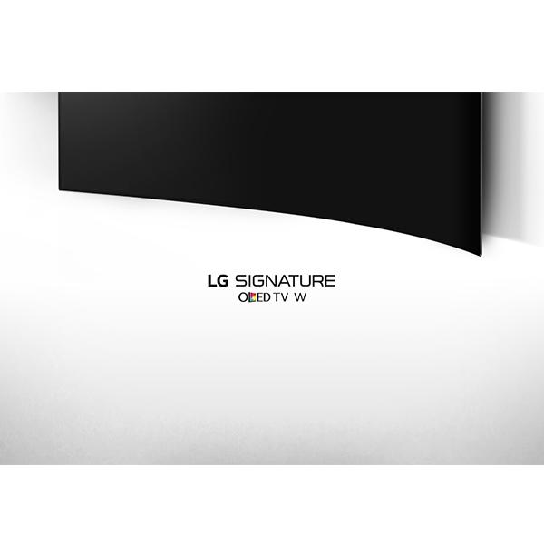 LG 65 WALL PAPER DESIGN SIGNATURE OLED TV - OLED65W7V.AMA