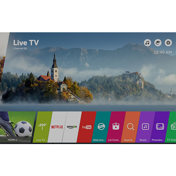 LG 75 Smart UHD TV - 75UJ675V.AMA