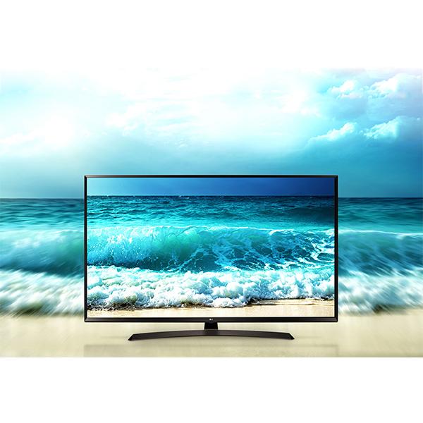LG Smart Ultra Slim 55 UHD TV - 55UJ634V.AMA