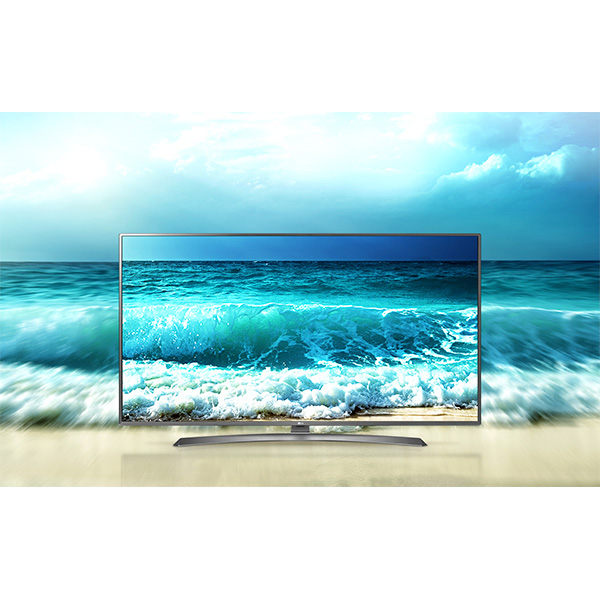 LG TV 49-inch Smart UHD LED, Active HDR, WebOS 3.5, WiFi, Built in Receiver