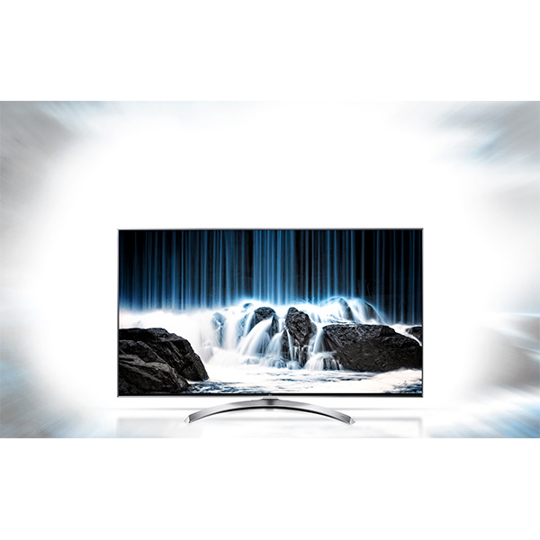 LG TV 55-inch Super UHD Smart LED, Active HDR, Dolby Vision, Nano cell Color, WiFi, DLNA