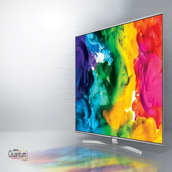 LG 55-inch Super UHD TV with IPS 4k Quantum Display - 55UH950V.AMA