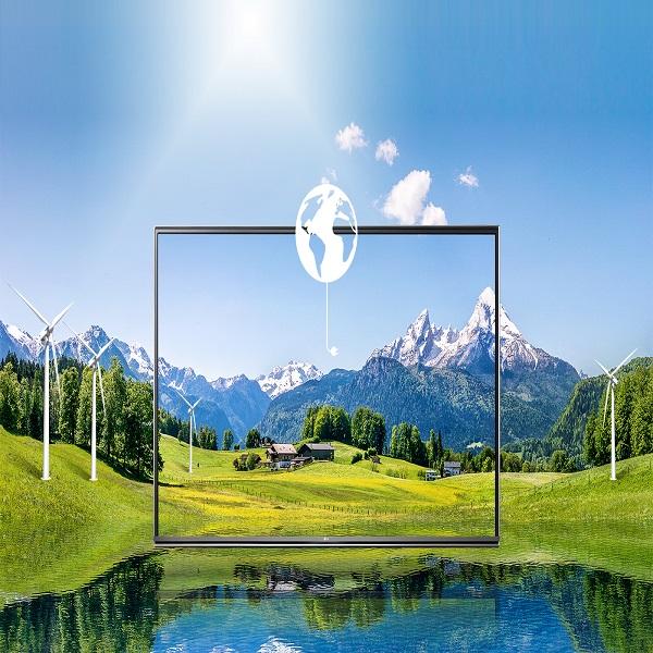 LG 60-inch Smart UHD TV with IPS 4k Display - 60UH750V.AMA