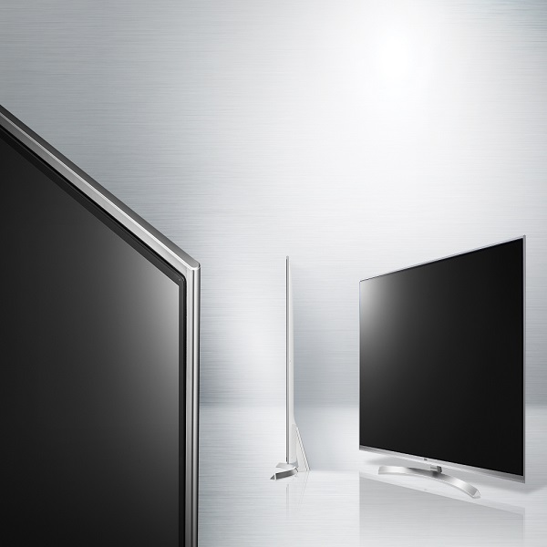 LG 65-inch Super UHD TV with IPS 4K Quantum Display - 65UH850V.AMA
