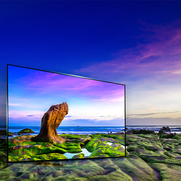 LG TV 75-inch Super UHD, Active HDR, WebOS 3.5