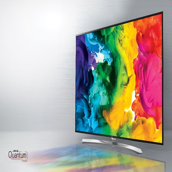 LG 75-inch Super UHD TV with IPS 4K Quantum Display - 75UH855V.AMA