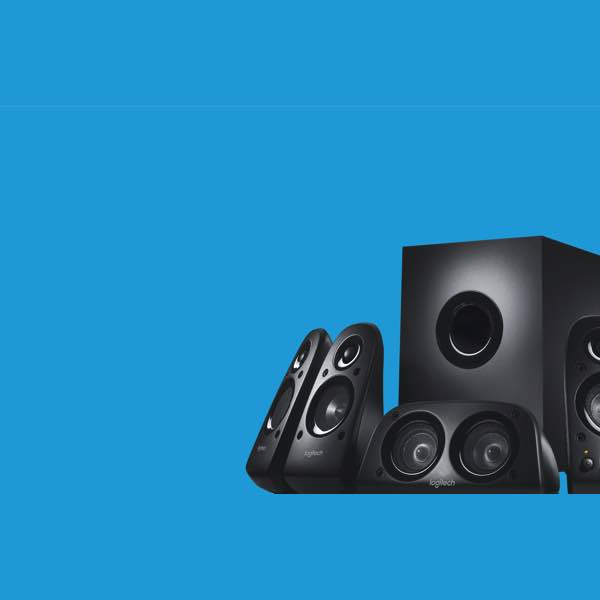 Logitech Speaker Z506 Surround