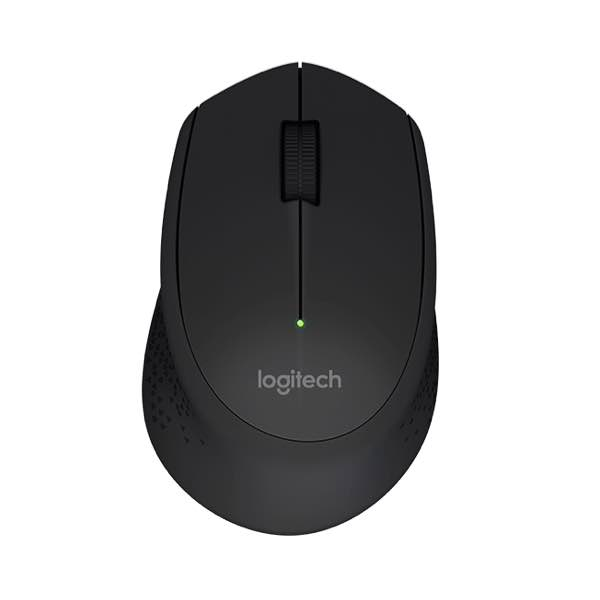 Logitech Mouse M280 Wireless - Silver