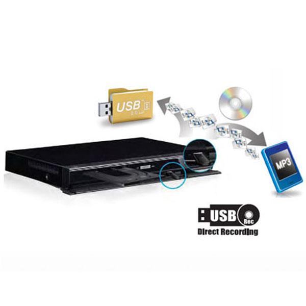 LG DP132H Direct USB recording