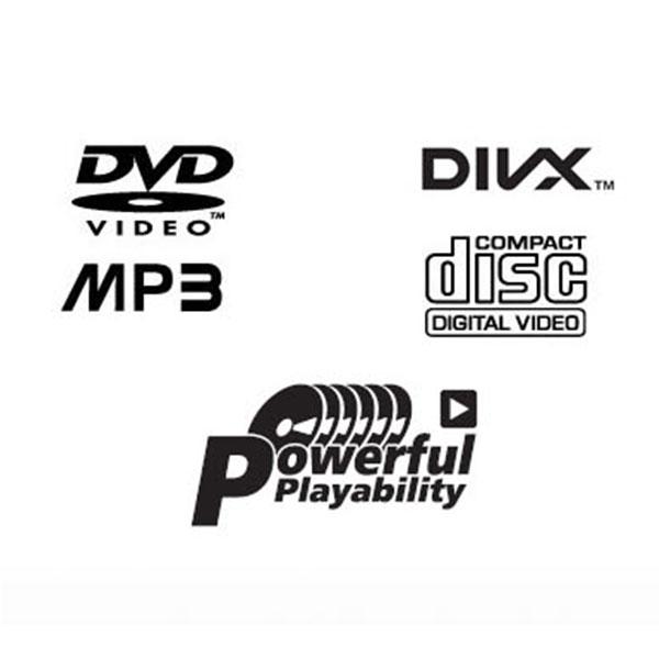 LG DP132H Multi-Play