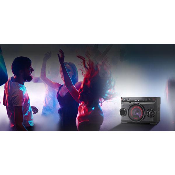LG OM4560 DJ Function Auto DJ