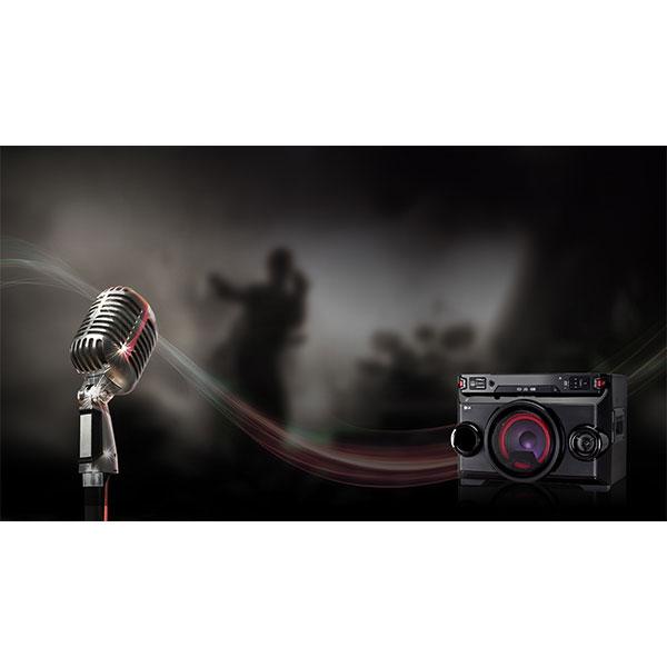 LG OM4560 Karaoke Function Karaoke Star