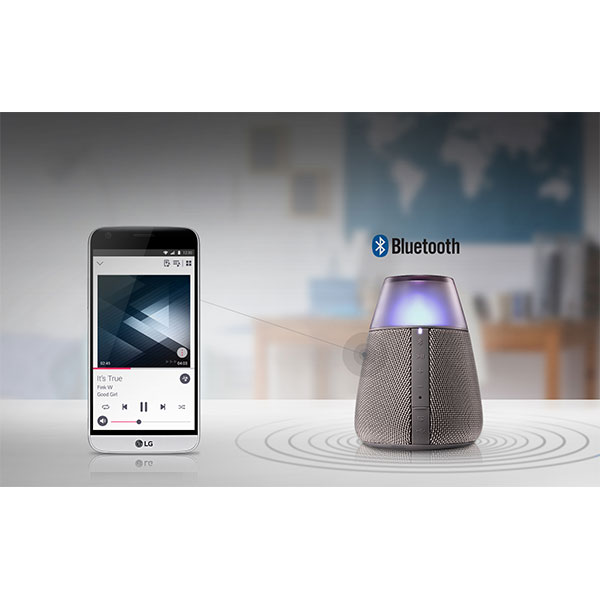 LG PH3G Bluetooth Streaming Conveniently connect your music