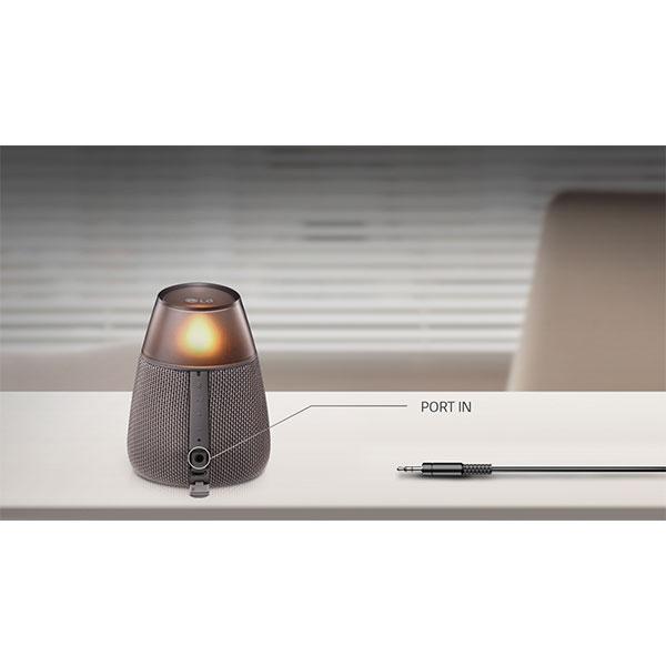 LG PH3G Portable In Plug & Play