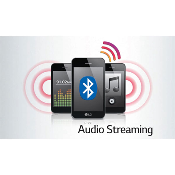 LG LHD657 Wireless Blutooth Audio Streaming