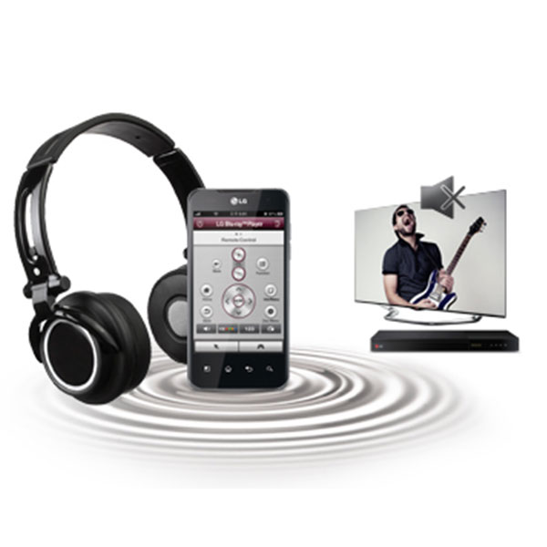 LG LHB655N Private Sound Mode 2.0