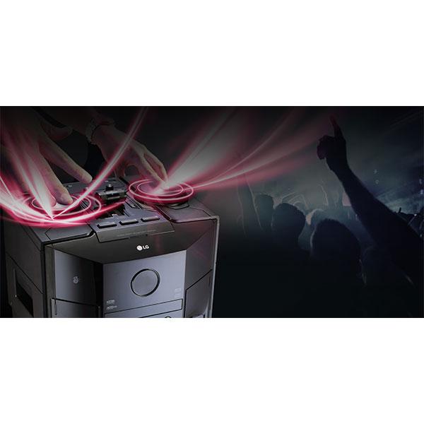 LG OM5560 DJ Function DJ Effects