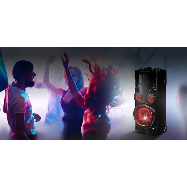 LG OM5560 DJ Function Auto DJ