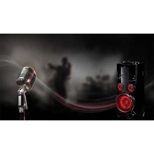 LG OM5560 Karaoke Function Karaoke Star