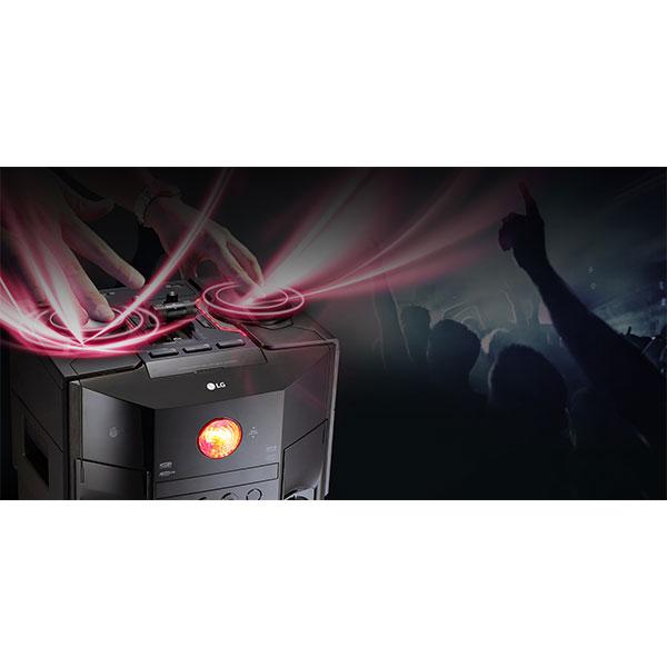 LG OM7560 DJ Function DJ Effects