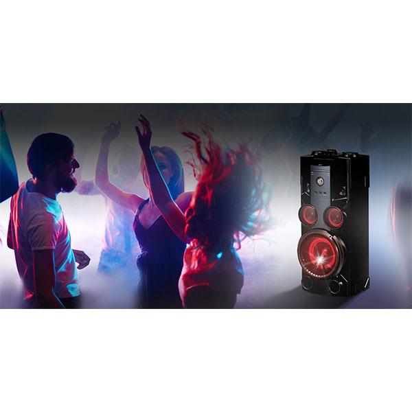 LG OM7560 DJ Function Auto DJ