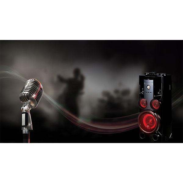 LG OM7560 Karaoke Function Karaoke Star
