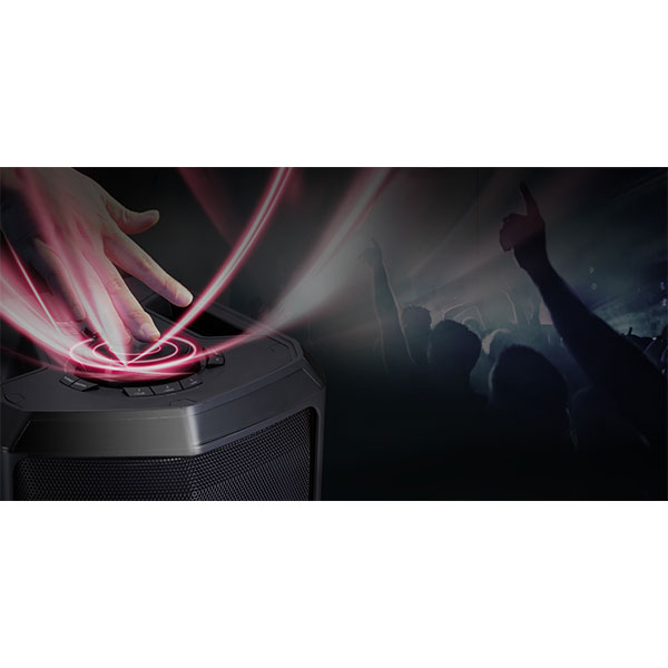 LG FH6 Party Function DJ Effects
