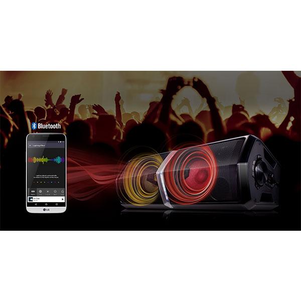 LG FH6 Connectivity LG Bluetooth App