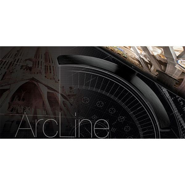 LG 22MP58 ArcLine Stand