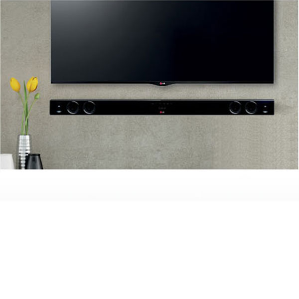 LG LAS464B Wall Mount Included