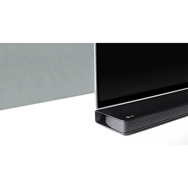 LG SJ8 TV Matching Design, complementary perfection