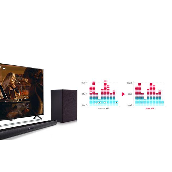 LG SH4 Auto Sound Engine