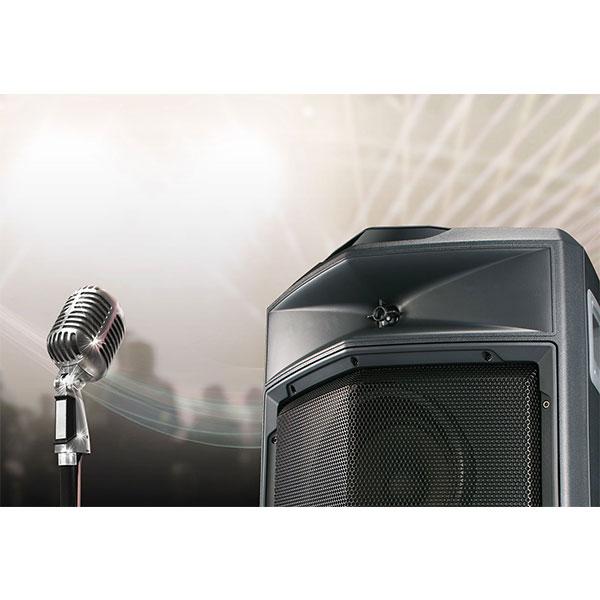 LG FJ3 Karaoke Star, be the lead singer