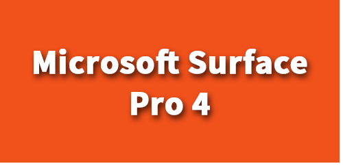 Microsoft Surface Pro 4. Cheapest Price Microsoft Surface Pro 4 in Kuwait from AryCart.com