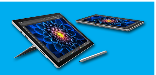 Microsoft Surface Pro 4. Best Place to Find Microsoft Surface products in Kuwait.