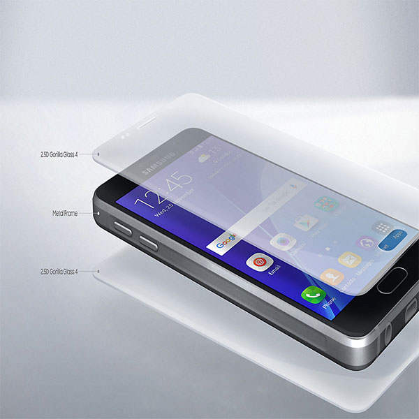 SAMSUNG-A30-Exquisite-Metal-Glass-Combination