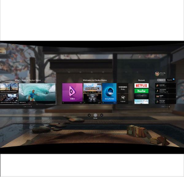 SAMSUNG R3222 Oculus Home