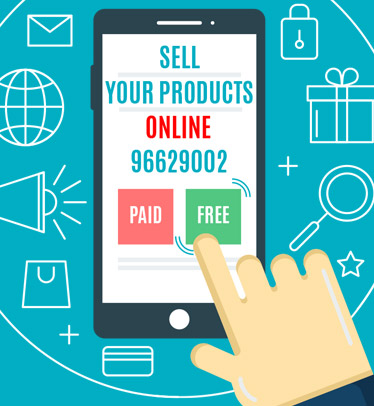 Sell your product online free - AryCart