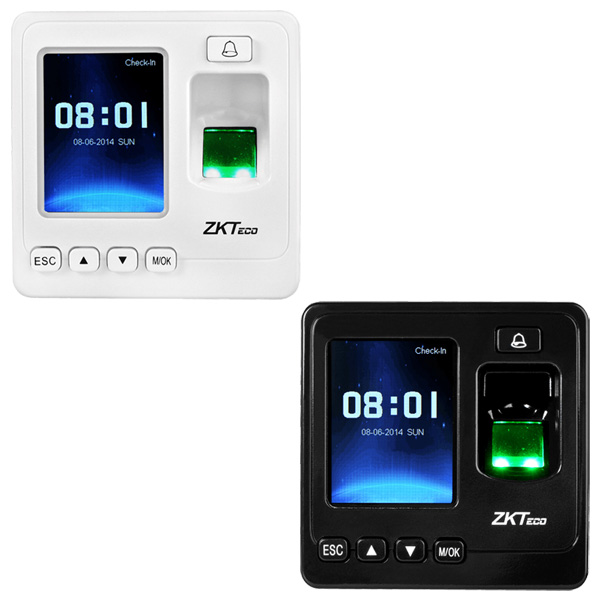 ZKTeco SF100 - Works in both network and standalone modes